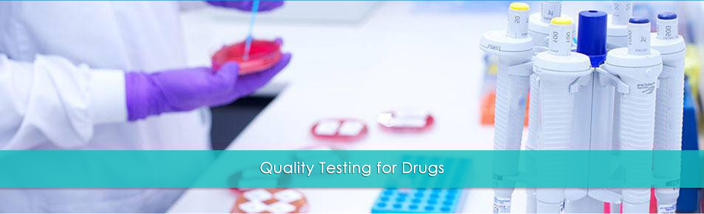 Quality Testing for Drugs